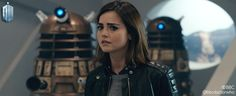 **NEW DOCTOR WHO TRAILER** #DW9 Clara and the Daleks..
