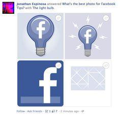 Facebook Pone A Prueba Un Nuevo Formato Más Visual De Preguntas