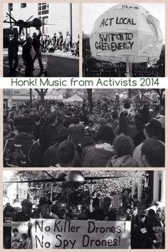 Honk! 2014