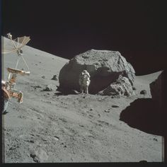 Nasa The Best Lesser Known Apollo Images To Make You Long for a New Moon Landing - From 10 to here are some of the best shots from the moon missions. Apollo Space Program, Nasa Space Program, Moon Missions, Apollo Missions, Mini Bars, Programa Apollo, Space Solar System, Cosmos, Planets And Moons