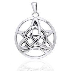 Druids Amulet - Triquetra Knot and Pentacle Sterling Silver Pendant Silver Insanity http://www.amazon.com/dp/B002SXDTPK/ref=cm_sw_r_pi_dp_gweStb1GCTFFGPHG