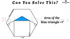 Geometry Problems, Math Problems, Sin Cos, Maths Solutions, Triangle Square, Math Questions, Problem And Solution, Brain Teasers, Sacred Geometry