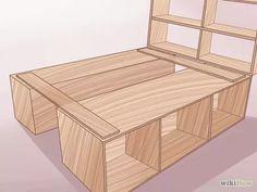 Cómo hacer una cama de madera …