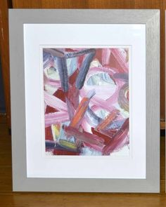 51914-1 framed giclee, $65.00 by Lindsay Cowles LLC