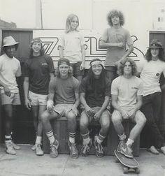 The Z Boys Venice Beach, Ca