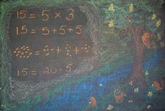 Waldorf 2nd Grade Math ideas
