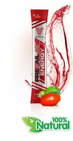 Our Energy..no more redbull, monster or other products like that. This is 100% Natural and tastes great !! www.quebec.valentus.com