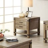 Purchased Riverside Bay Cliff End Table