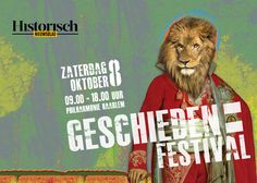 Geschiedenisfestival - Historisch Nieuwsblad