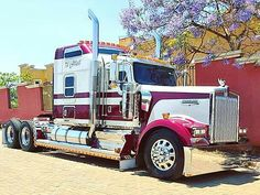 Peterbilt Trucks, Semi Trucks, Cool Trucks, Vehicles, American, Trucks, Tractors, Car, Vehicle