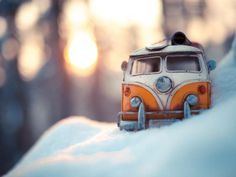 Under the Same Sun: VW camper van in Solothurn, Switzerland - Travelling Cars Adventures -  Kim Leuenberger
