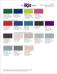 Kelly Green Color Chart Green Color Chart Color Mixing