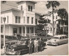 Last year St. Augustine had it's 450th birthday, while Craig Funeral Home Crematory Memorial Park also celebrated 100 years of business, recalling a rich heritage of providing service and lasting memories for the families of the nation's oldest city through four generations.