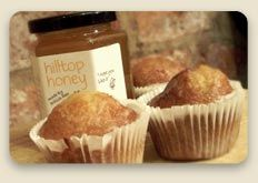 Hilltop Honey ..honey and spice cakes.