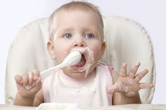 The 12-Month Milk-to-Food Transition for a Toddler | Alphamom
