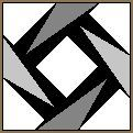 Wow. This website has a TON of block patterns. I see the potential for a lot of modern twists. :) (Quilter's Cache)