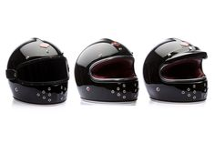 Gear Review - Ruby Helmets Castel ~ Return of the Cafe Racers