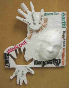 Lesson Plan: Art with a Message (Text) - Relief Sculpture