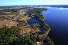 the sceneru of kuortaneenjärvi