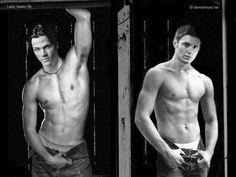 Spin-off: Post YOUR celeb man-candy. :  Sam and Dean!!!