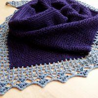 Atlantic Lace Shawl   Make My Day Creative