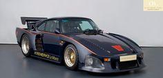 Walter Wolf's Porsche 935