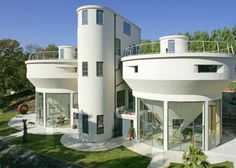 On the market: 1930s grade II-listed The Lime Works six-bedroom house in Norton, Kent (updated)