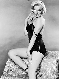 Marilyn Monroe, 1953 © John Florea.