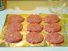 homemade breakfast sausage patties