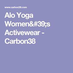 Alo Yoga Women's Activewear - Carbon38