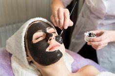 Como fazer uma máscara preta