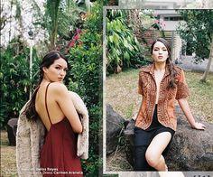 Sarah Lahbati Sarah Lahbati, Filipina, Star Fashion, Wild Flowers, Style Inspiration, Actresses, Celebrities, Spotlight, Philippines