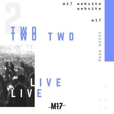 Only two more days til motionstudents.com will be updated with all things #MOTION17!