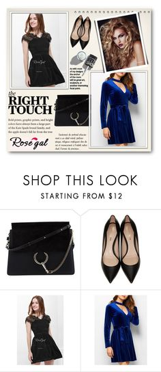 """Fashion 23"" by tanja133 ❤ liked on Polyvore featuring Chloé and Nicholas Kirkwood"