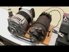 "Free Energy Generator for light bulbs ""Free Energy"" led bulbs - YouTube"