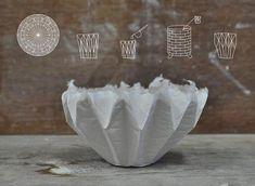 Making Porcelain Origami by awarded Hitomi Igarashi #origami