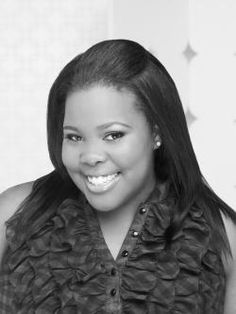 Amber Riley - Mercedes Jones