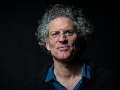 Samuel Fischer Gastprofessor 2013/2014 für Literatur David #Hinton. Copyright Foto: Phil Dera für Veranstaltungsforum. Professor, David, Literature, Teacher