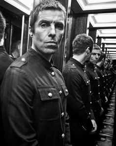 Liam Gallagher.dont look back in anger