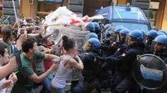 Piazza Verdi a Bologna viene negata alla Lega. Più che le regole poterono i facinorosi dai metodi fascisti. Regole che non si invocano per chi spaccia e degrada