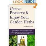 Free, preserving herbs,  Kindle Survival Books Limited Time Offers