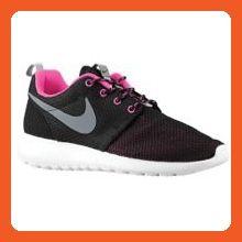 1869fbdd7a72 Nike Roshe Run - Women s - Black Cool Grey White Pink Foil