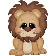 Silhouette Design Store: lion