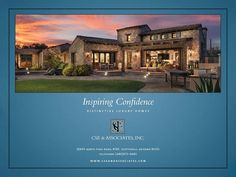 Our source @cseandassociates build luxury custom homes focused in the finest communities in UT AZ HI. #ad http://ift.tt/2hQ85ab