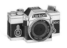 Dirkon: Una cámara fotográfica de papel