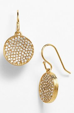 Melinda Maria 'Kalena' Pod Drop Earrings (Nordstrom Exclusive) available at #Nordstrom