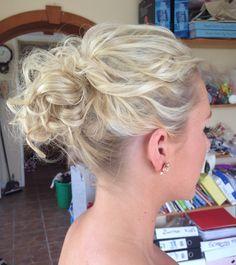 Ear, Tattoos, Hair Styles, Hair Plait Styles, Tatuajes, Tattoo, Hair Makeup, Hairdos, Haircut Styles