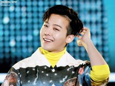 G-DRAGON,BIG BANG FAN MEETING IN HARBIN, CHINA 2016