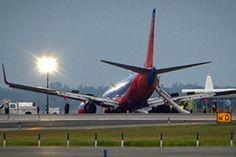 Suman 8 lesionados tras aterrizaje de emergencia en NY