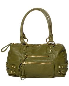 Linea Pelle Dyland Leather Large Tote